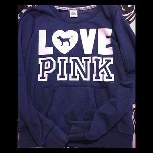 PINK Victoria's Secret Crewneck